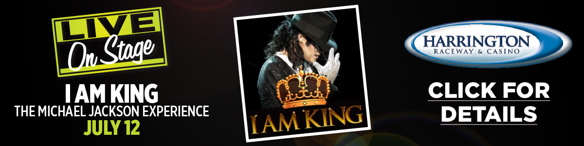 I Am King - The Michael Jackson Experience - July 12