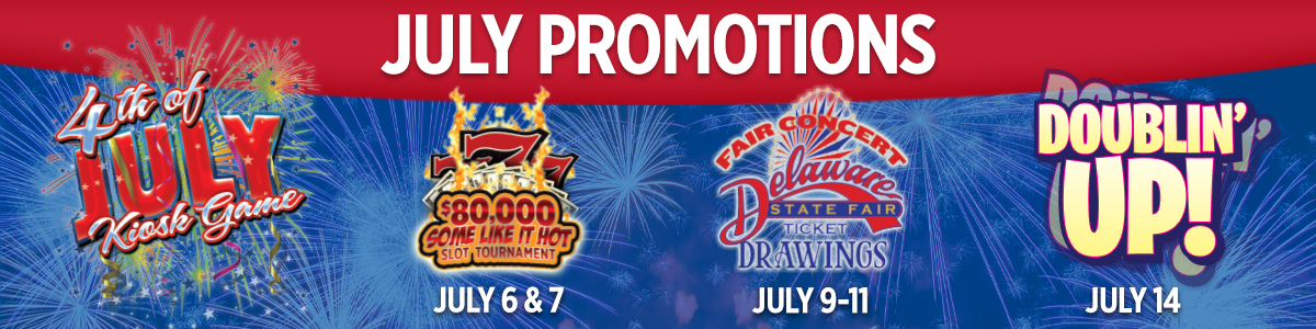 July Promotions